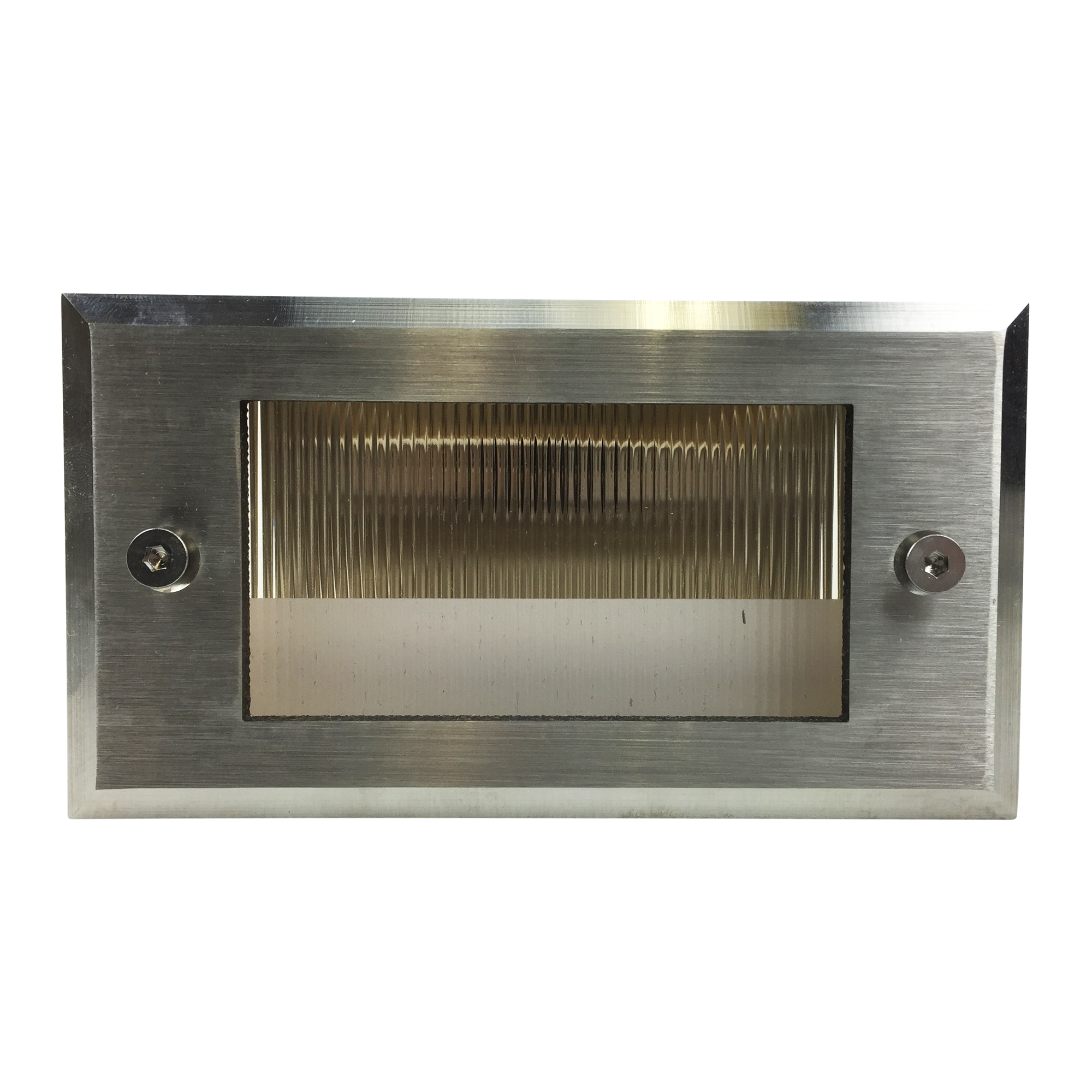 BEGA 1325LED RECESSED WALL LED LUMINAIR LIGHT FIXTURE, HOUSING, 3000K, STAINLESS eBay