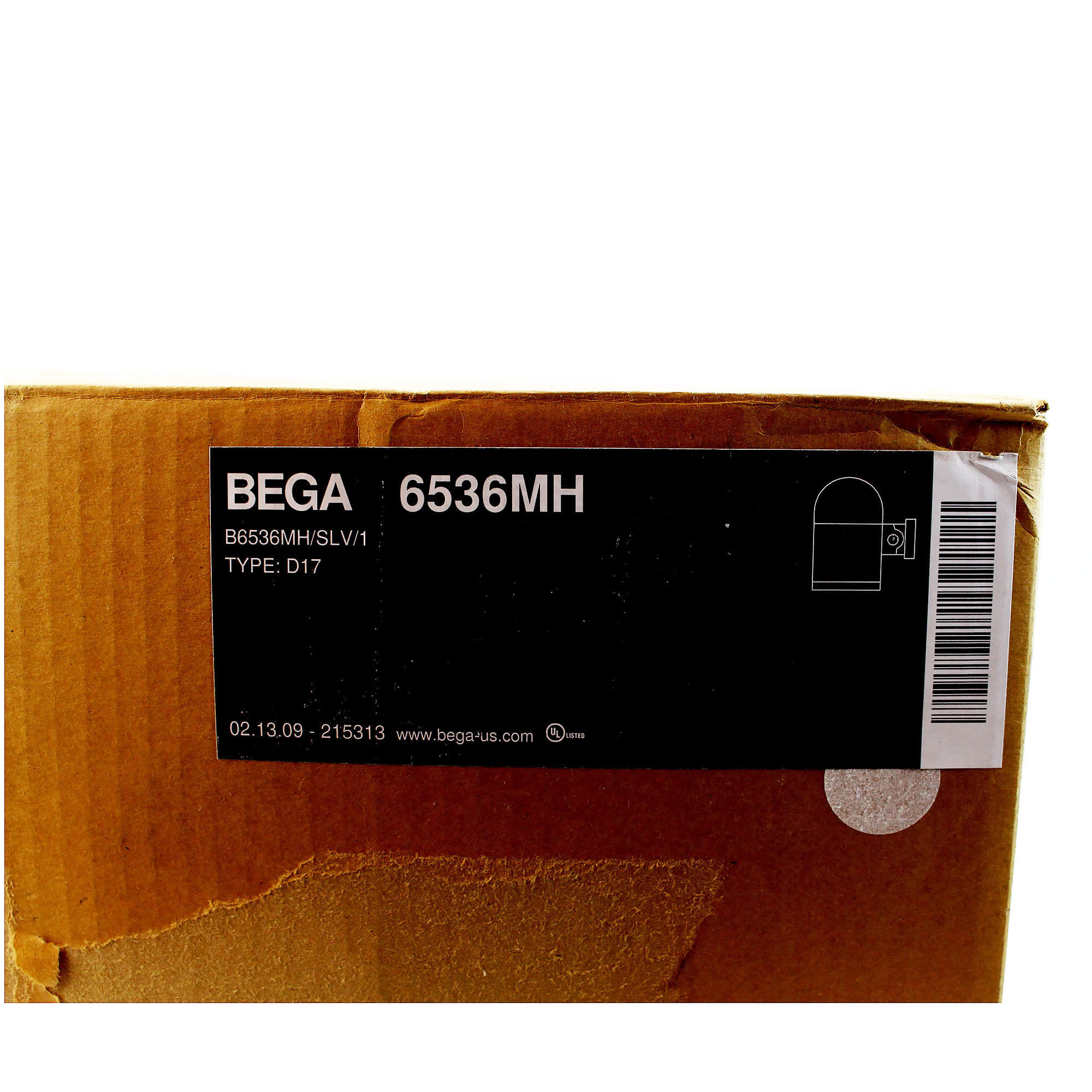 BEGA LIGHTING 6536MH WALL LUMINAIRE DOWNLIGHT OUTDOOR SCONCE LIGHT, GRAPHITE eBay