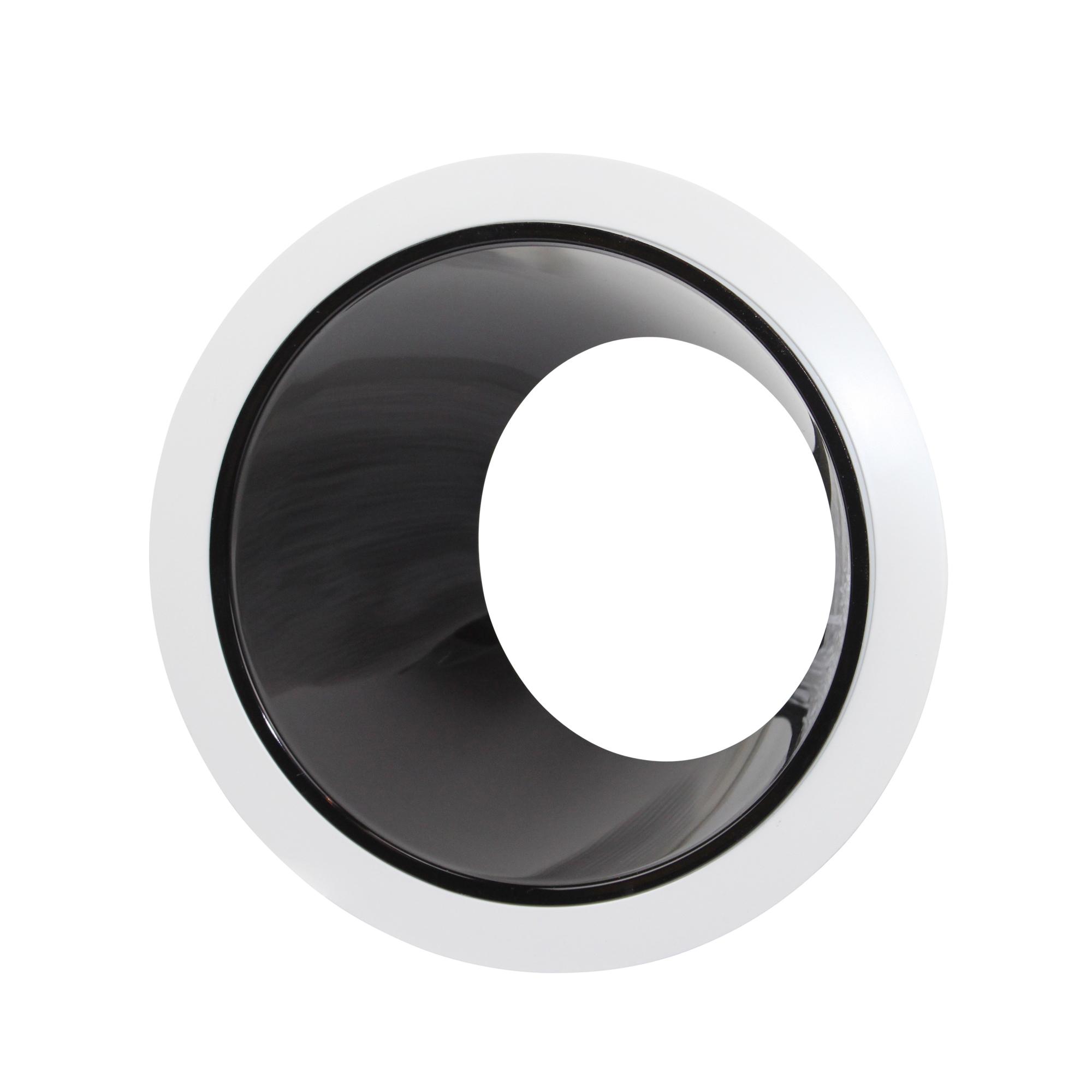 Cooper portfolio 6470b hid 6 reflector black specular for Number of recessed lights per room