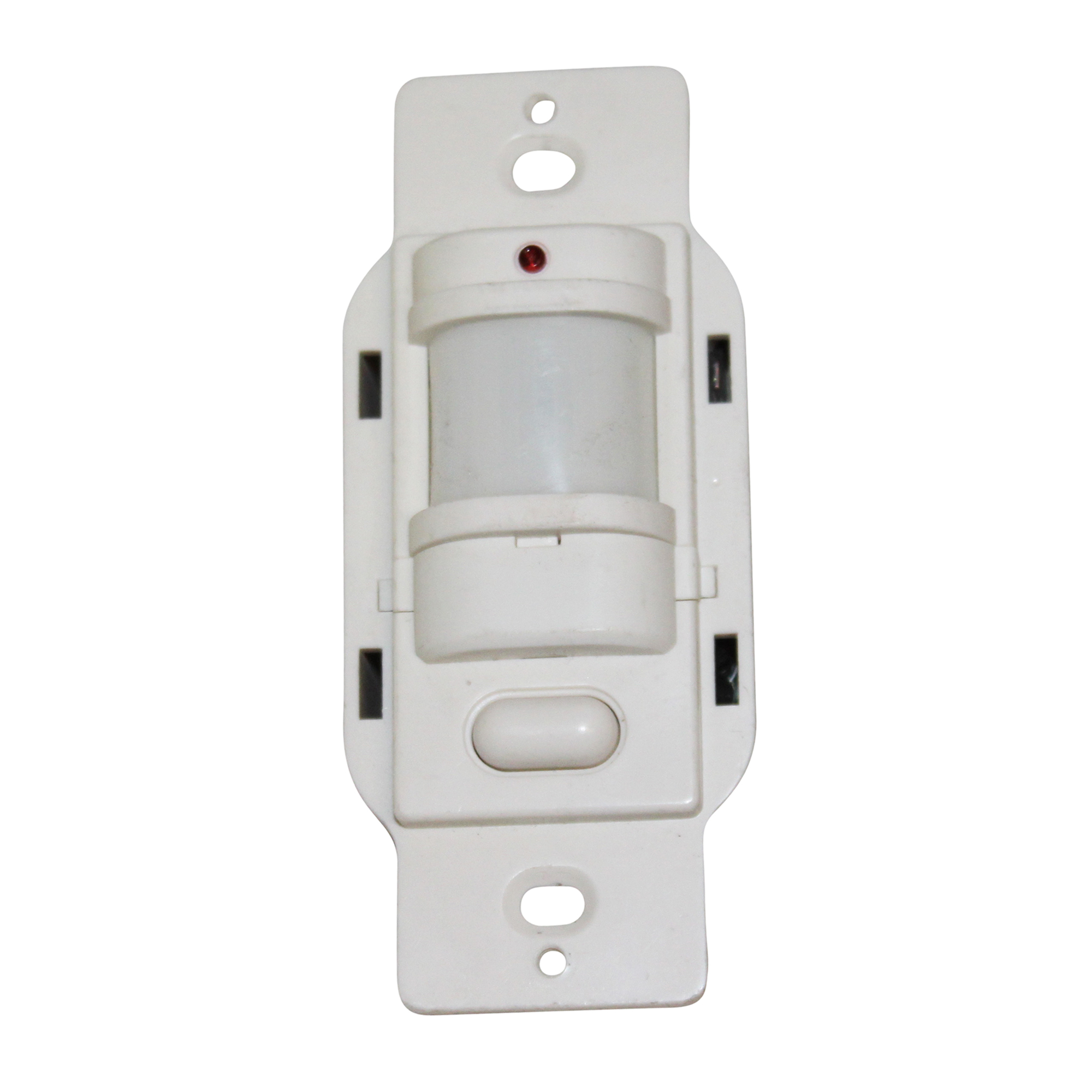 passive infrared automatic light switch occupancy sensor white ebay. Black Bedroom Furniture Sets. Home Design Ideas