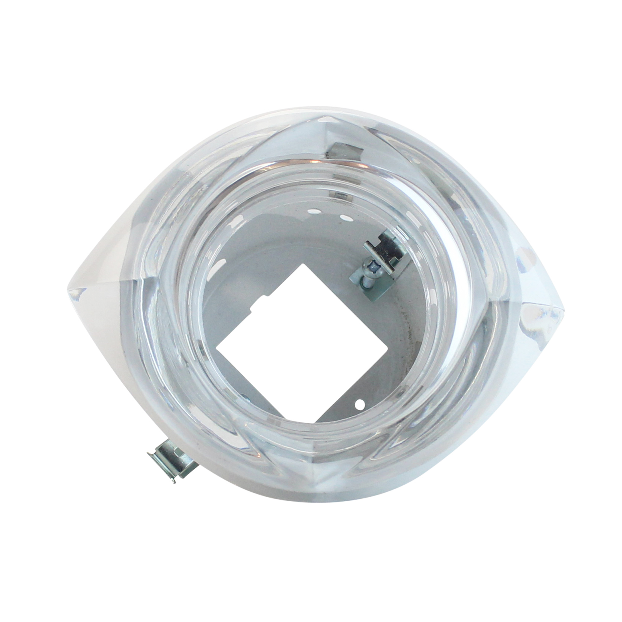 LEUCOS Recessed Lighting Low Voltage Devon Trim Housing Clear Glass Mr16 EBay