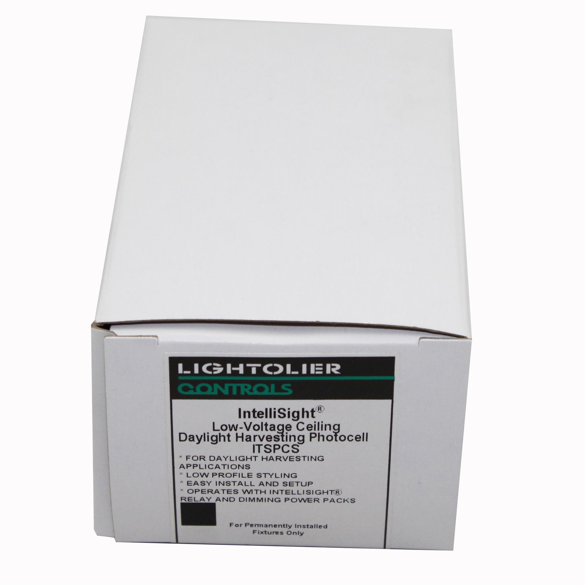 Intellisight Lightolier Itspcs Low Voltage Photocell