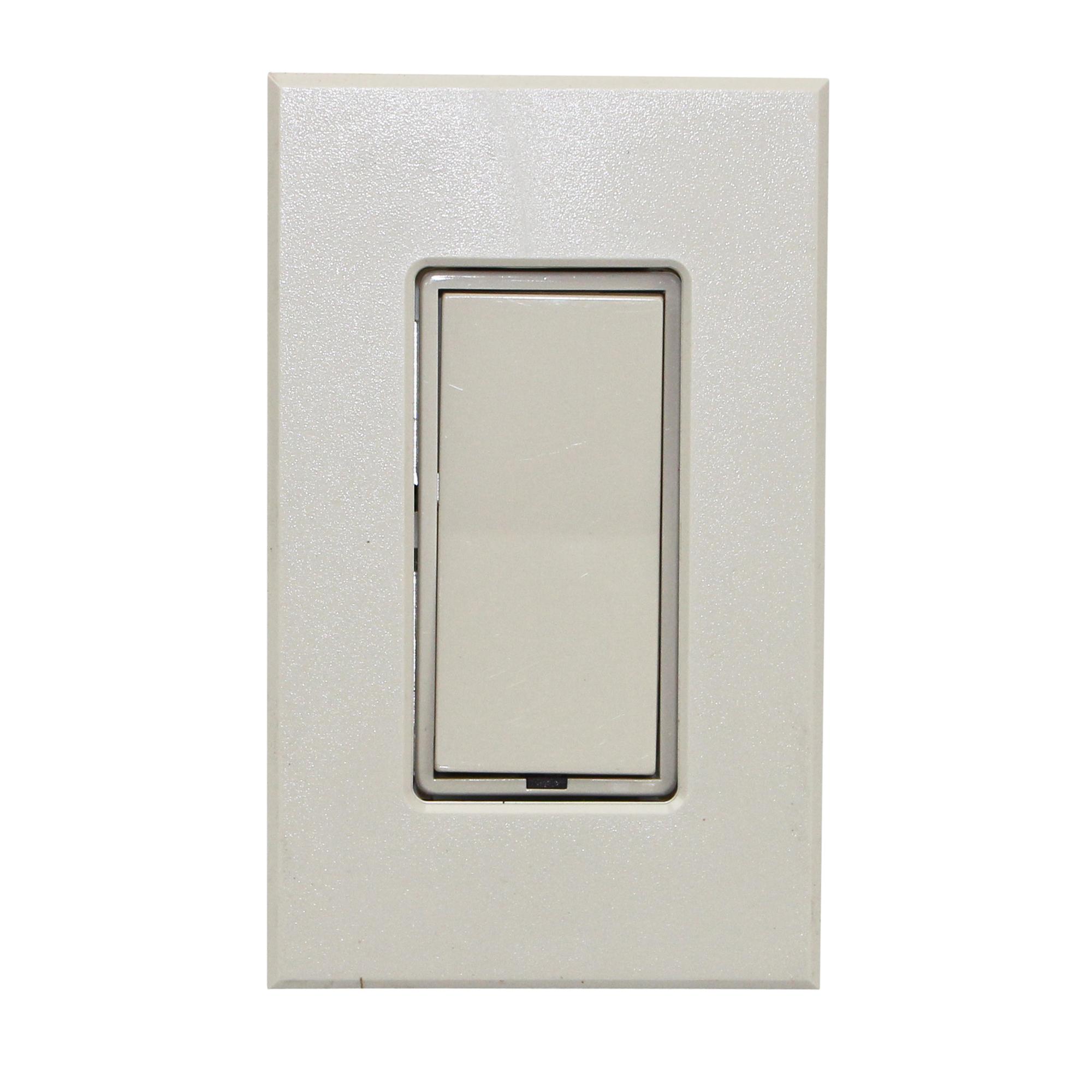 itsrbla intellisight occupancy sensor switch 120 277v light almond. Black Bedroom Furniture Sets. Home Design Ideas