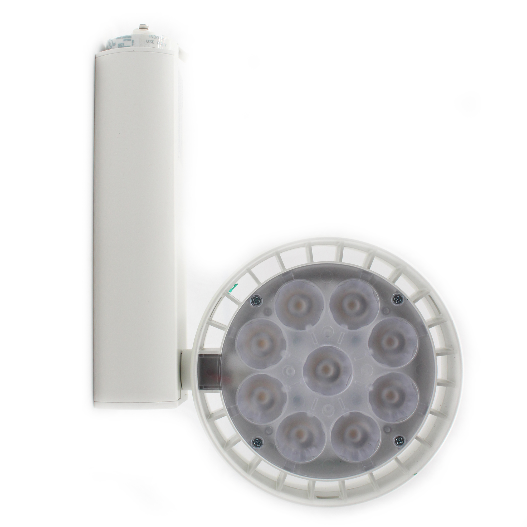 Philips Lightolier Llab130rnfwhva Lytespan Track Lighting