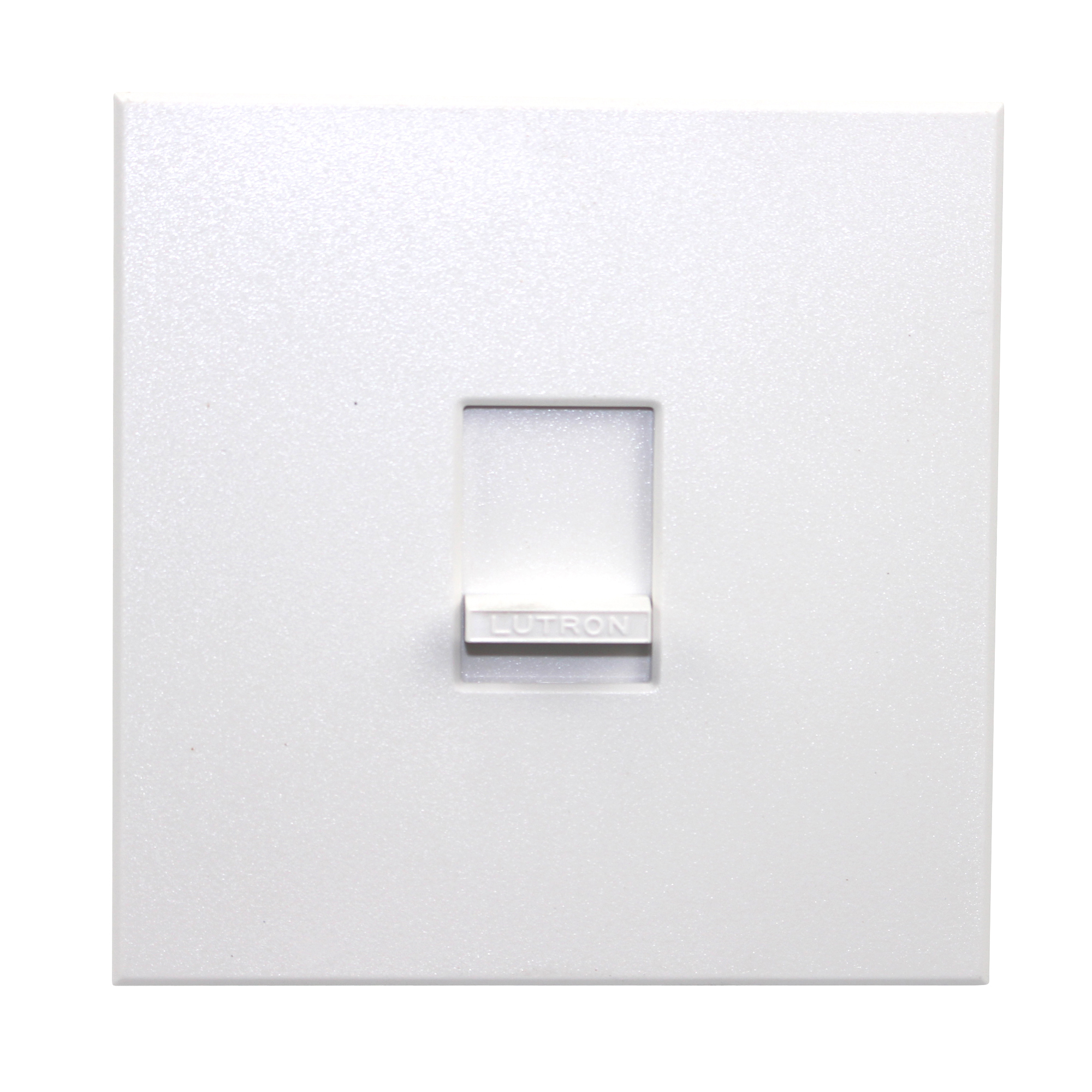 Fluorescent Light Dim: LUTRON NF-10-277-WH LIGHTING DIMMER SLIDE FLUORESCENT 1