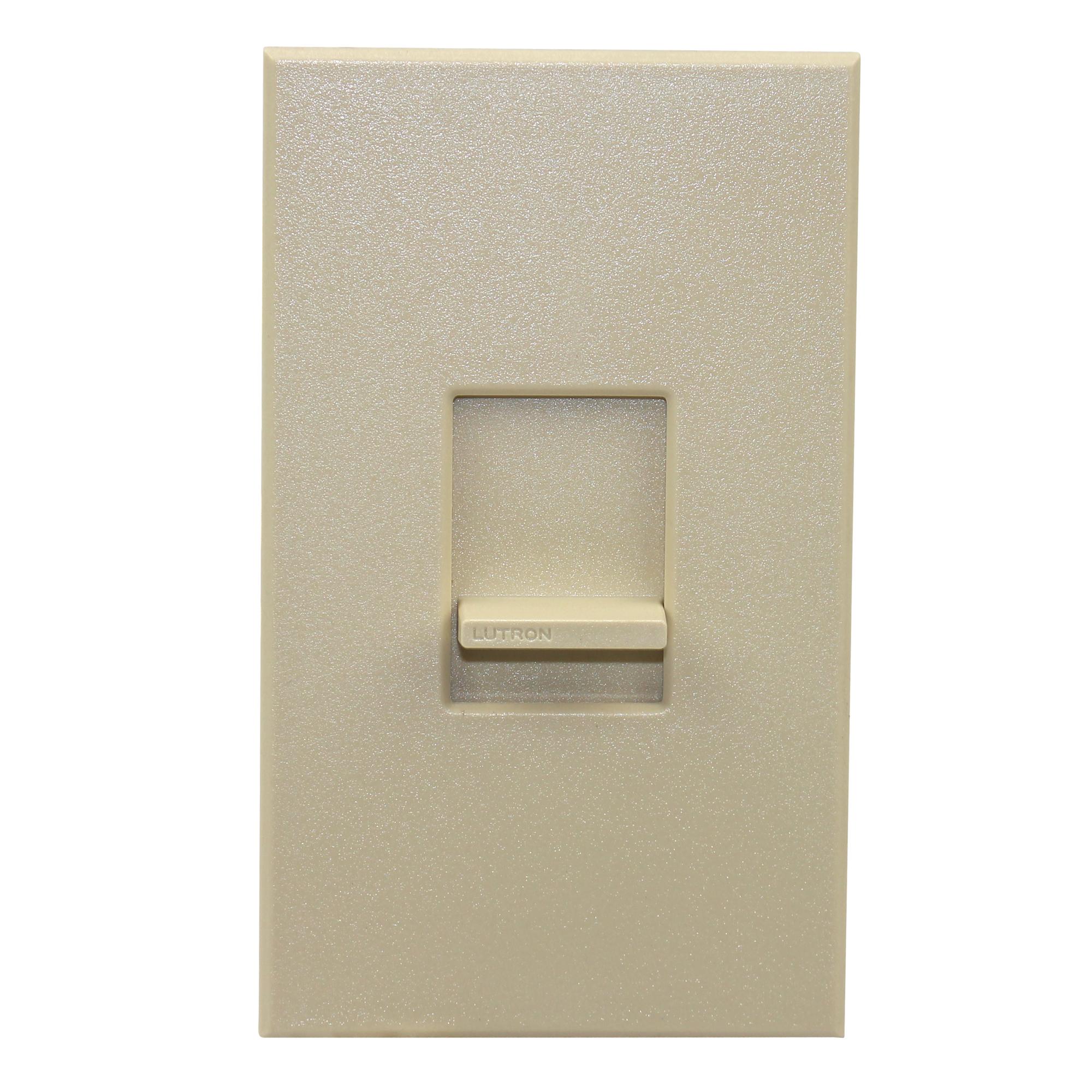 lutron nf 10 iv nova 120v 16a fluorescent 3w hi lume. Black Bedroom Furniture Sets. Home Design Ideas