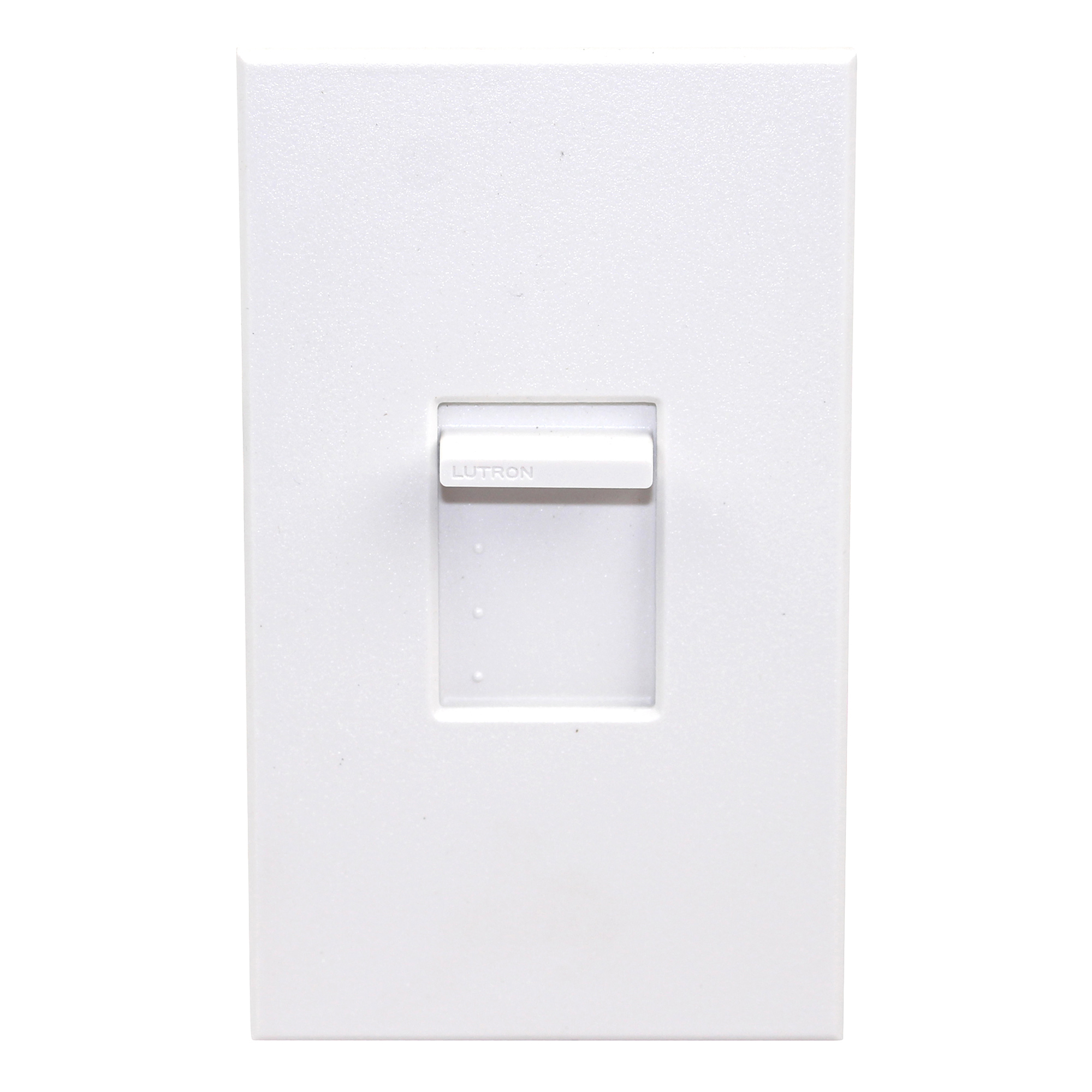 lutron ntf 10 wh nova 120v 16a fluorescent 3w hi lume led. Black Bedroom Furniture Sets. Home Design Ideas