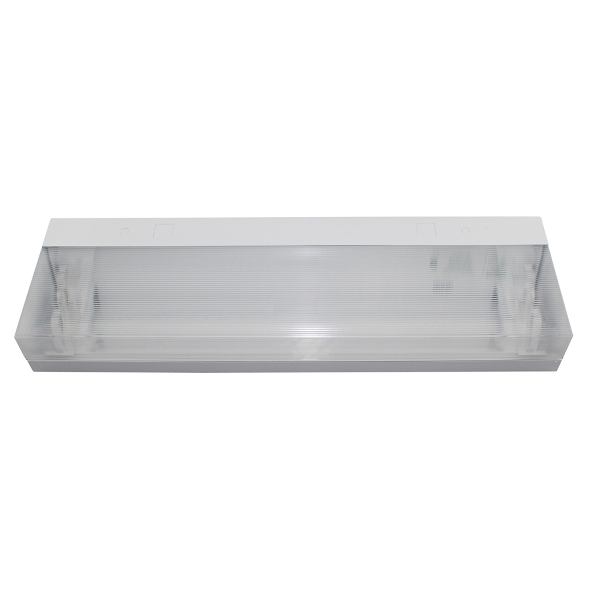 Wall Mounted T8 Fixture : Wall Mount Fluorescent Light Fixtures - Kichler 10688pn Freeport Collection 2 Light Wall Mount ...