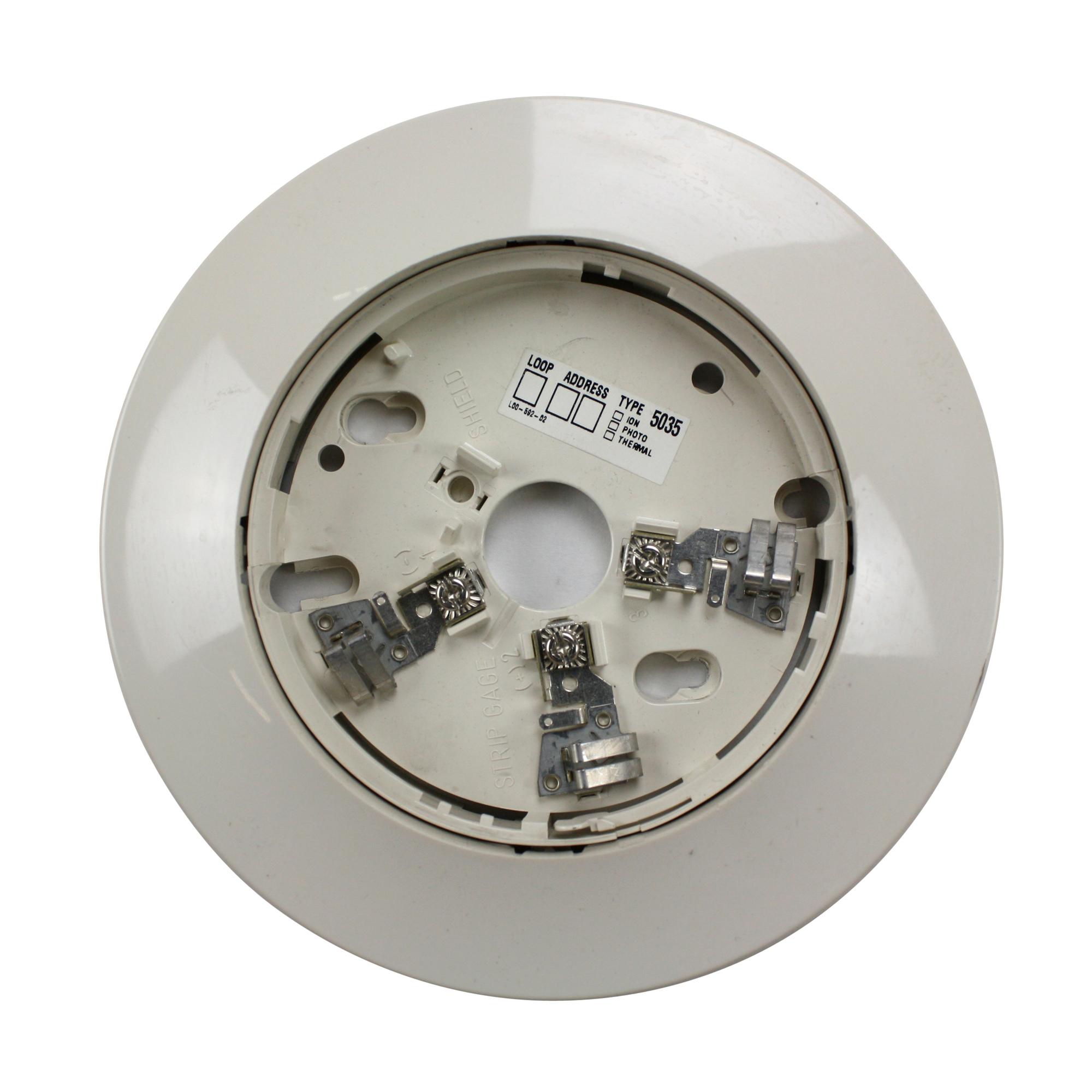notifier honeywell b710lp fire alarm smoke detector base ebay. Black Bedroom Furniture Sets. Home Design Ideas