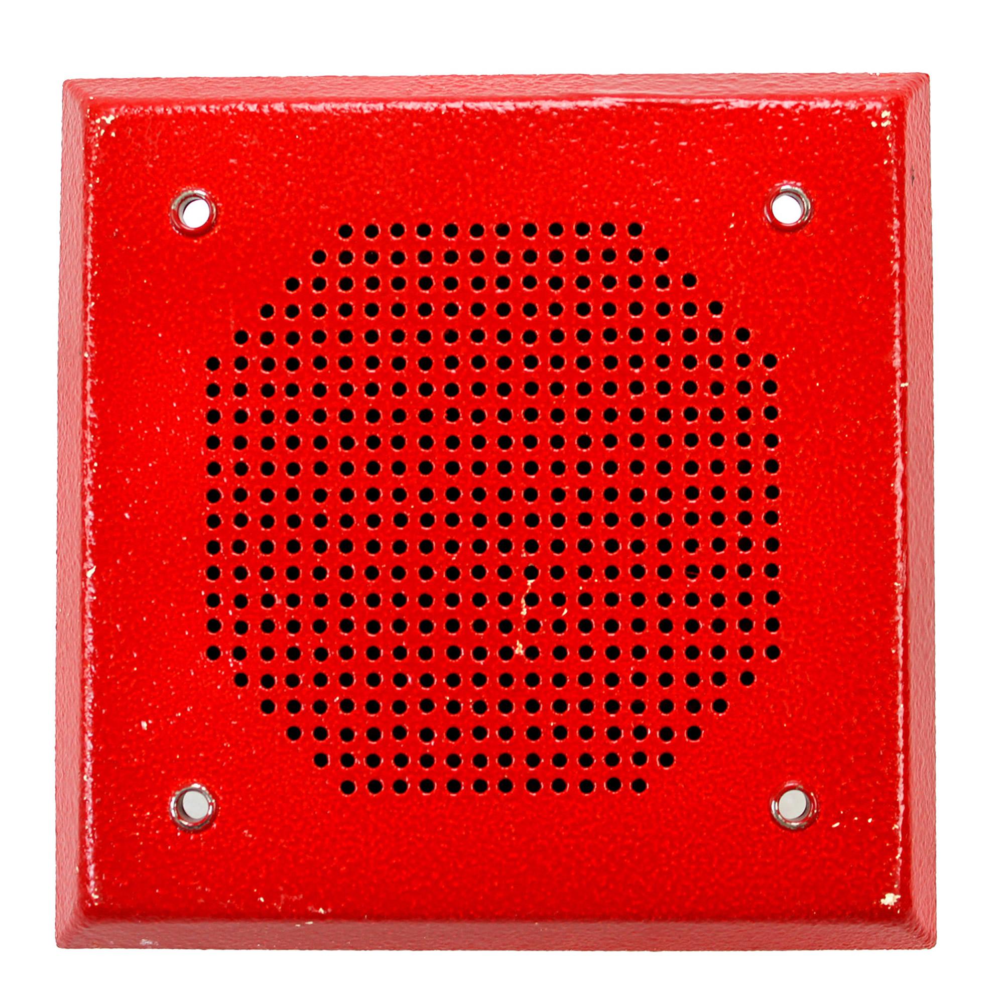 Wheelock Fire Alarm CH-DF1-LSM-24-VFA Strobe Light *FREE ...  |Wheelock Fire Alarm Horn Strobe