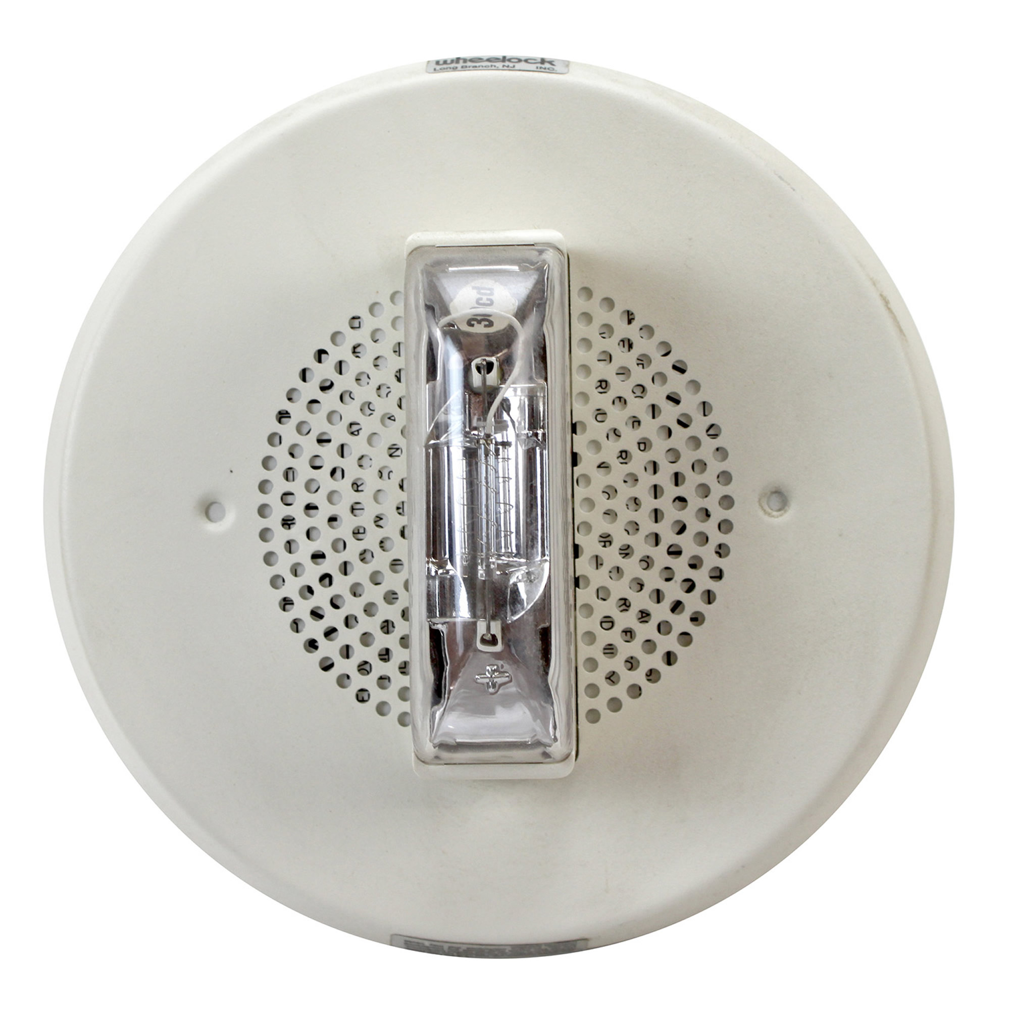 cooper wheelock et90-2430c-fw ceiling fire alarm speaker ... fire alarm systems wiring diagrams cooper fire alarm speaker wiring #7