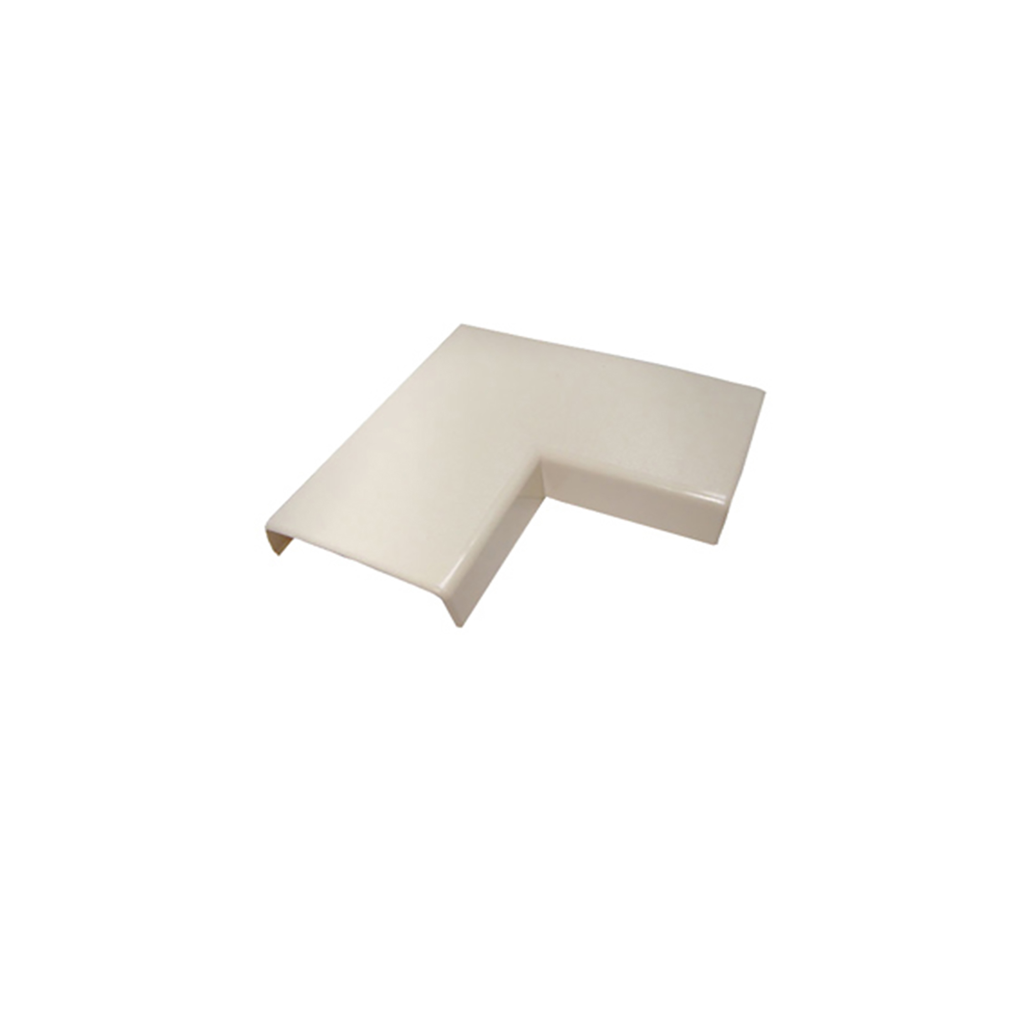 Wiremold Legrand 2311 90 Degree Flat Elbow 2300 Series Ivory