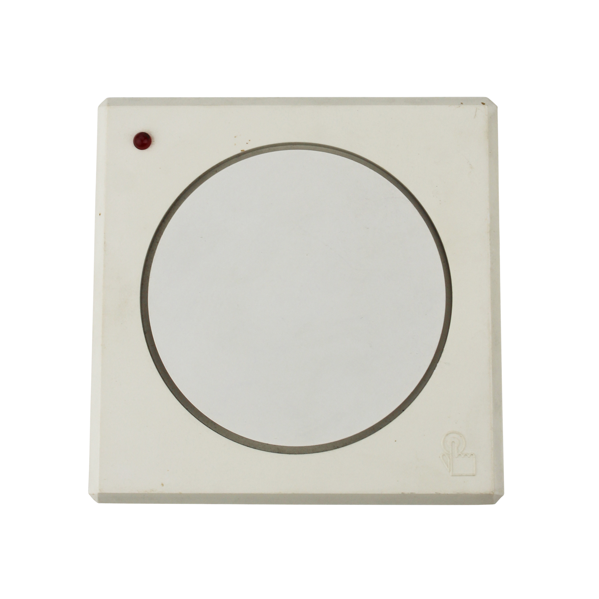 Wattstopper Occupancy Sensor Ceiling: WATT STOPPER W-1050A OCCUPANCY SENSOR, DUAL TECHNOLOGY