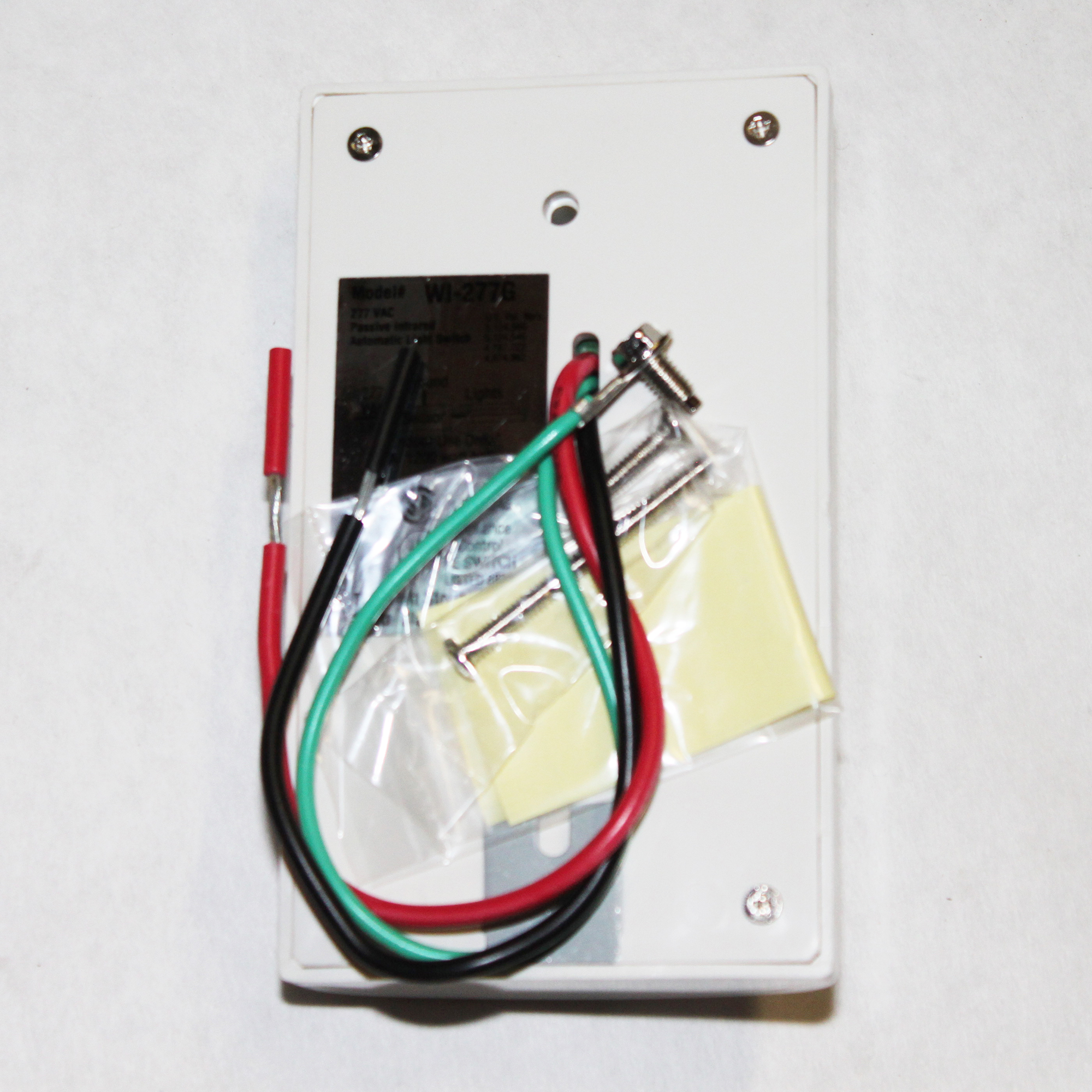 Wattstopper Universal Dimmer: WATT STOPPER WI-277G W PIR AUTOMATIC LIGHT SWITCH
