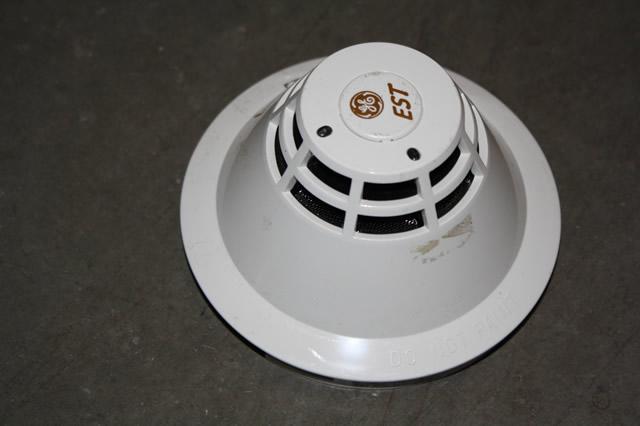 est ge security siga iphs fire alarm ionization photoelectric heat detector. Black Bedroom Furniture Sets. Home Design Ideas