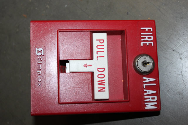 IS FOR ONE SIMPLEX 2099 9754 FIRE ALARM MANUAL PULL STATION on PopScreen