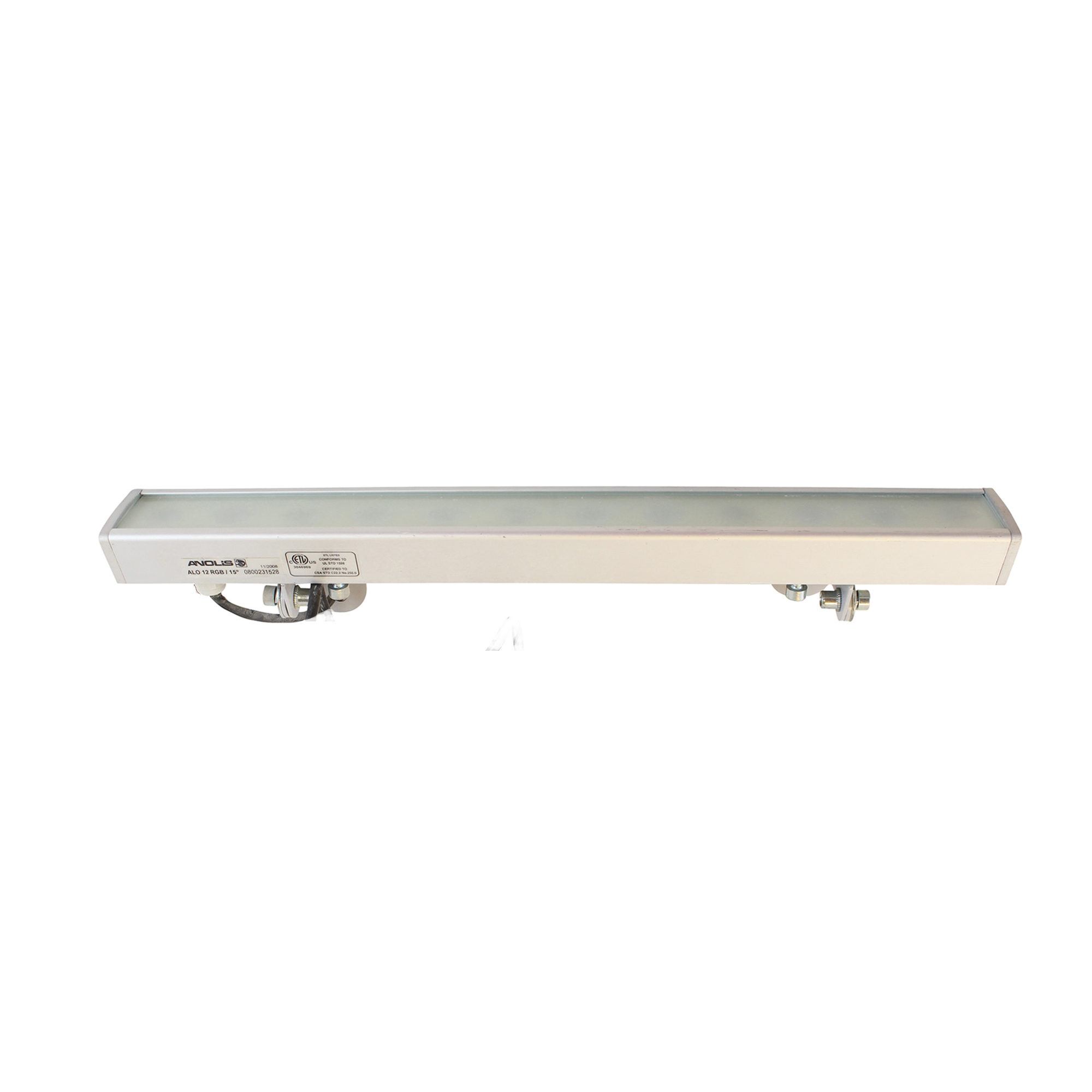 Led Light Fixture Bar: ANOLIS ARCLINE 12 Linear Led Light Bar, Rgb, 12-Inch, Rj45