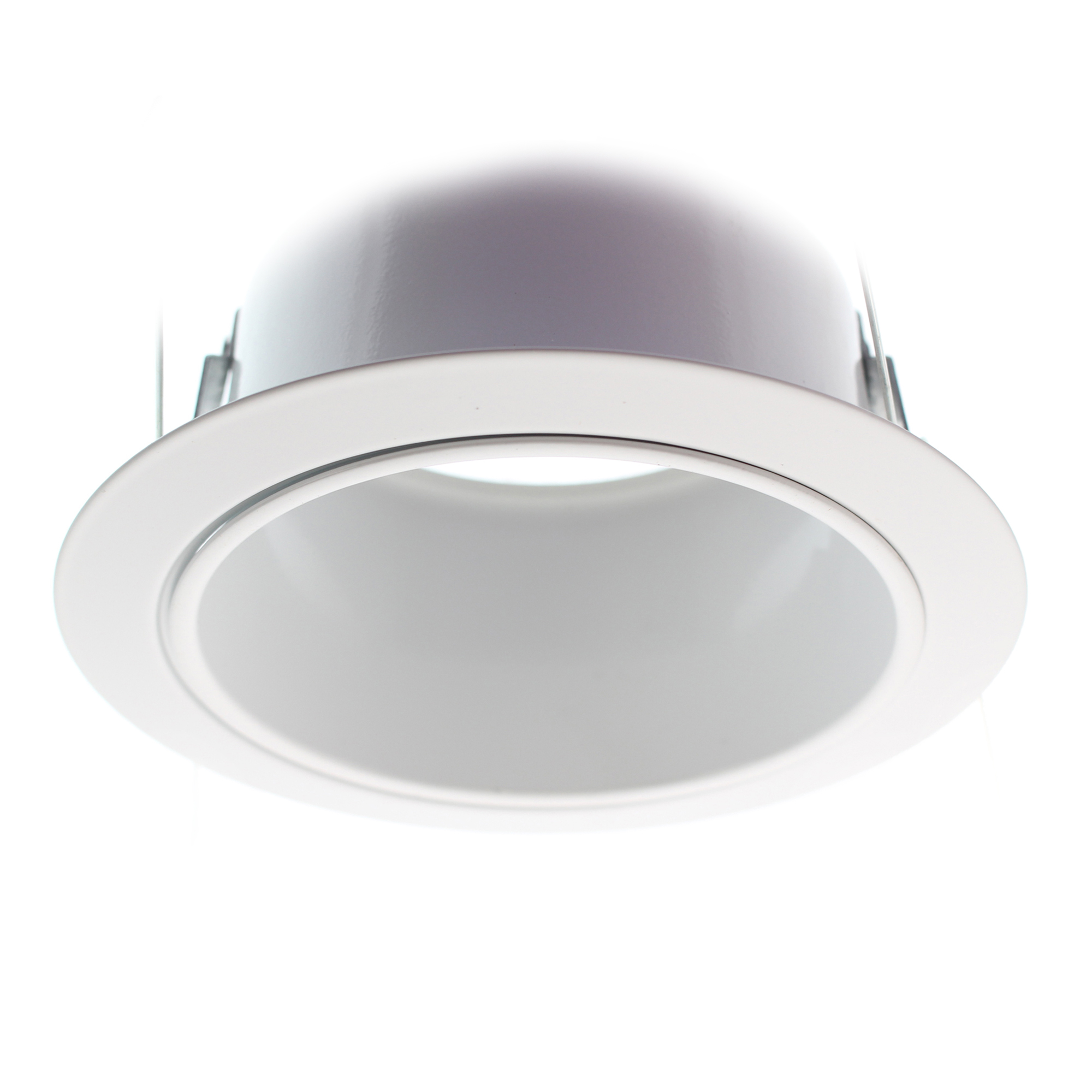 Details About Elco Lighting Els530kw Recessed Specular Reflector Trim 5 Inch White