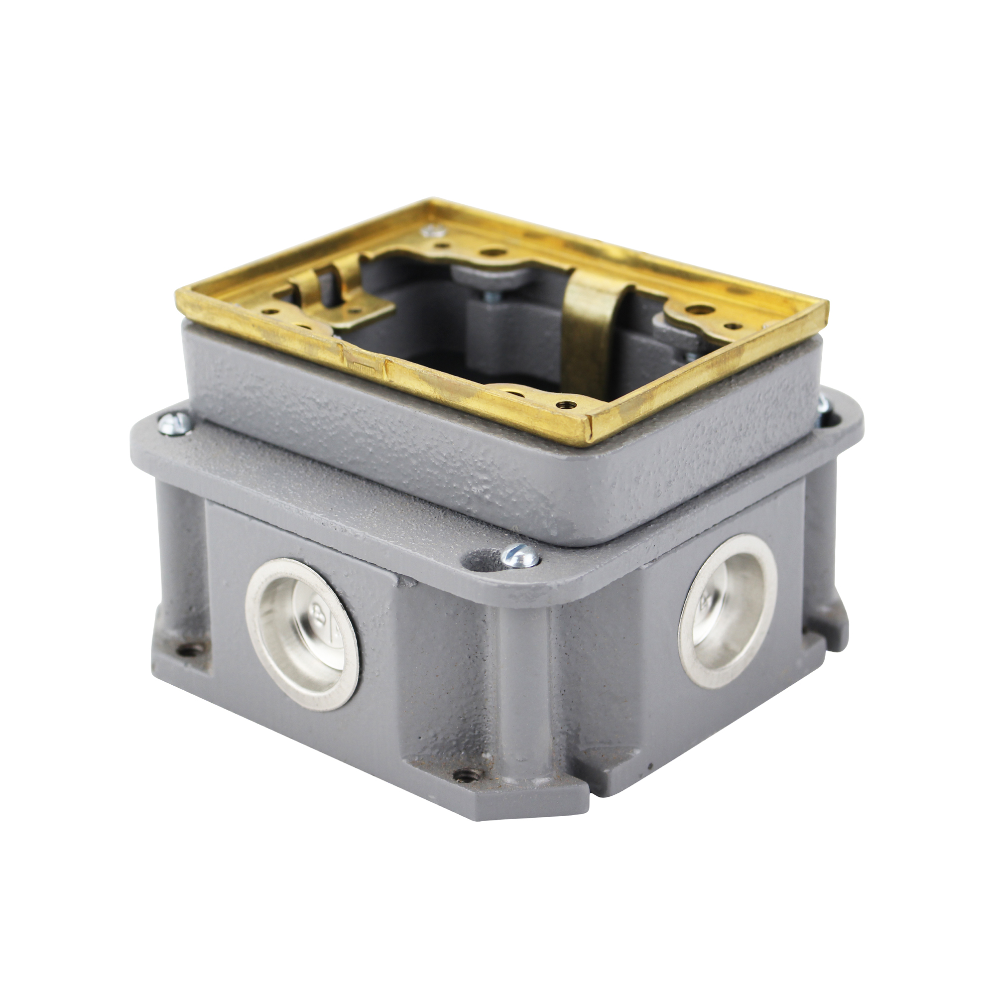 brass receptacles receptacle box wood outlet duplex cover floors for w nema floor ea buy commercial online hinged decorator grade hubbell electrical