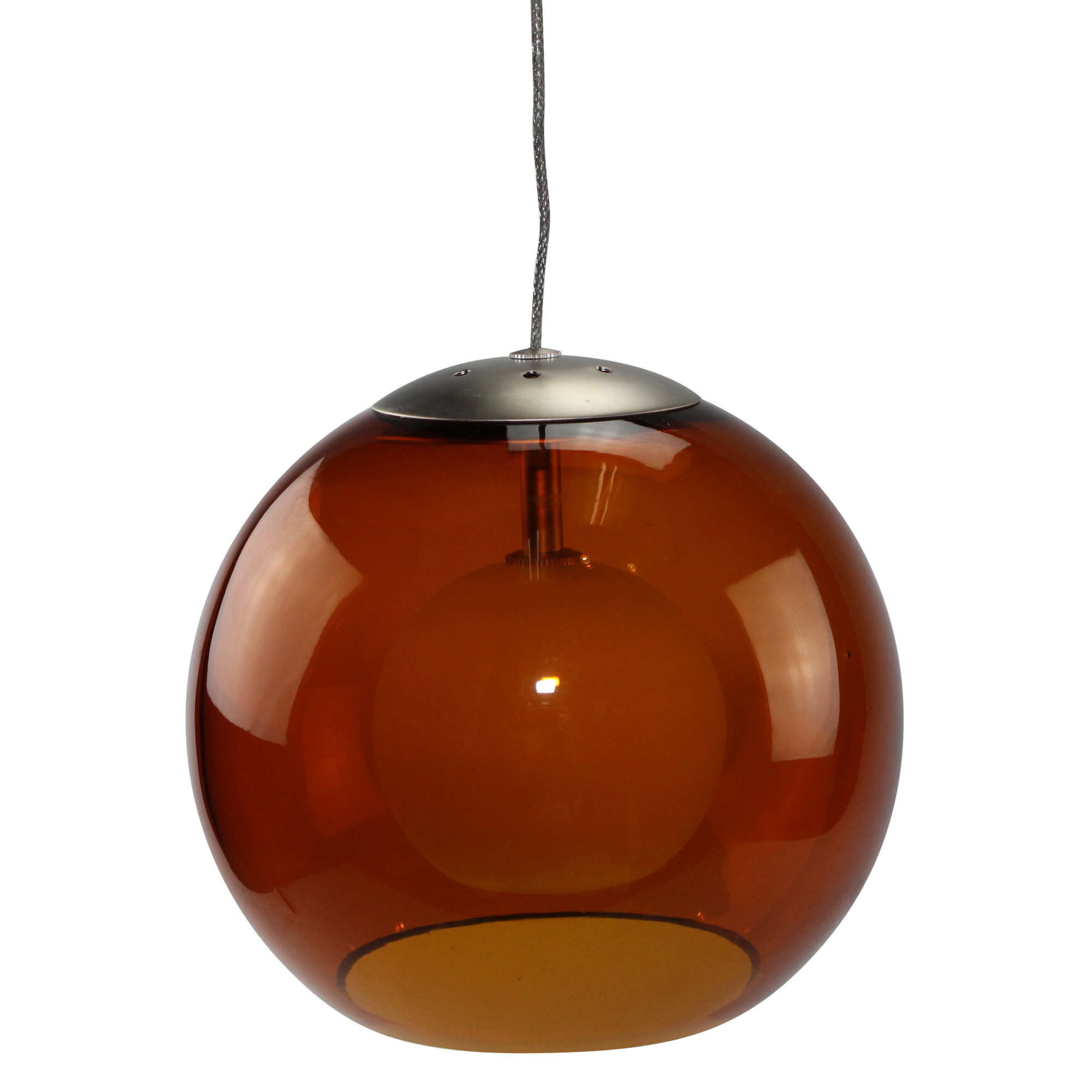 Low Voltage Light Fixtures: ALFA JUNO LIGHTING G32 LOW VOLTAGE, AMBER MODERN PENDANT