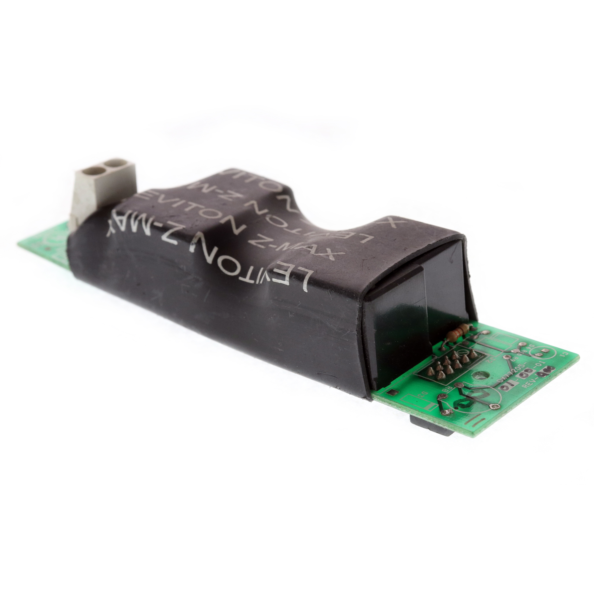 LEVITON RELAY-ST2 LIGHTING CONTROL RELAY CARD, 1-POLE, 20A, 120/277V ...