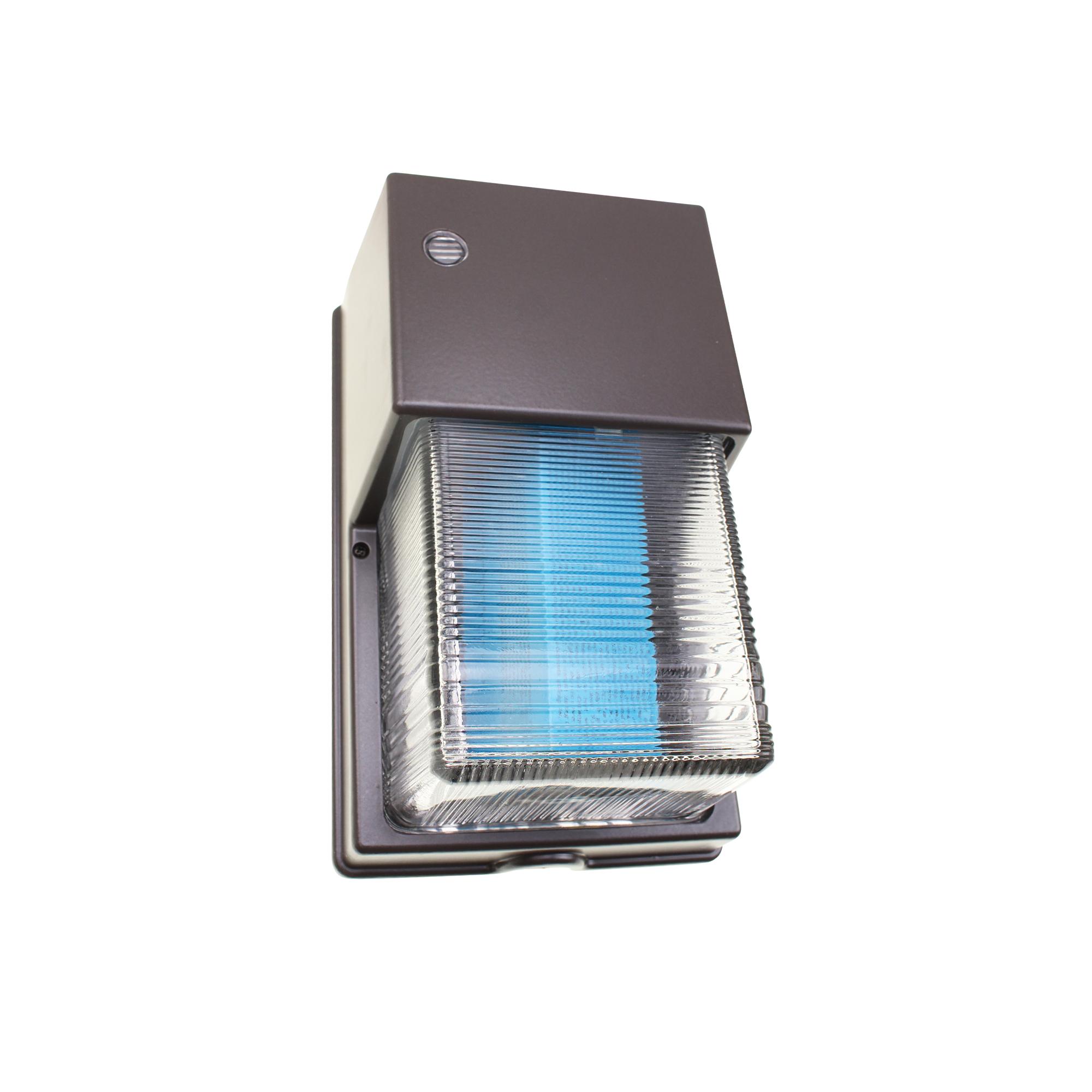 Nsi wpgc100mhq mini metal halide wall pack light fixture 100w mh image is loading nsi wpgc100mhq mini metal halide wall pack light arubaitofo Choice Image