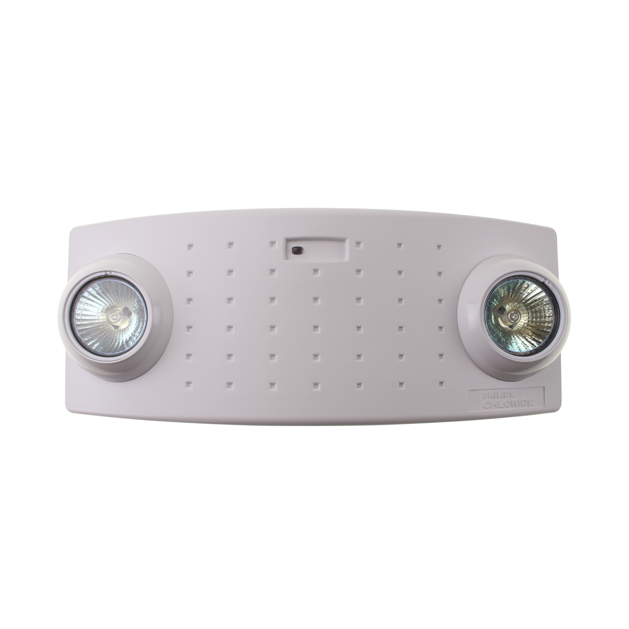 Philips chloride va6 emergency lighting bugeye 2 light mr16 la foto se est cargando philips va6 de iluminacion de emergencia montana chloride aloadofball Gallery