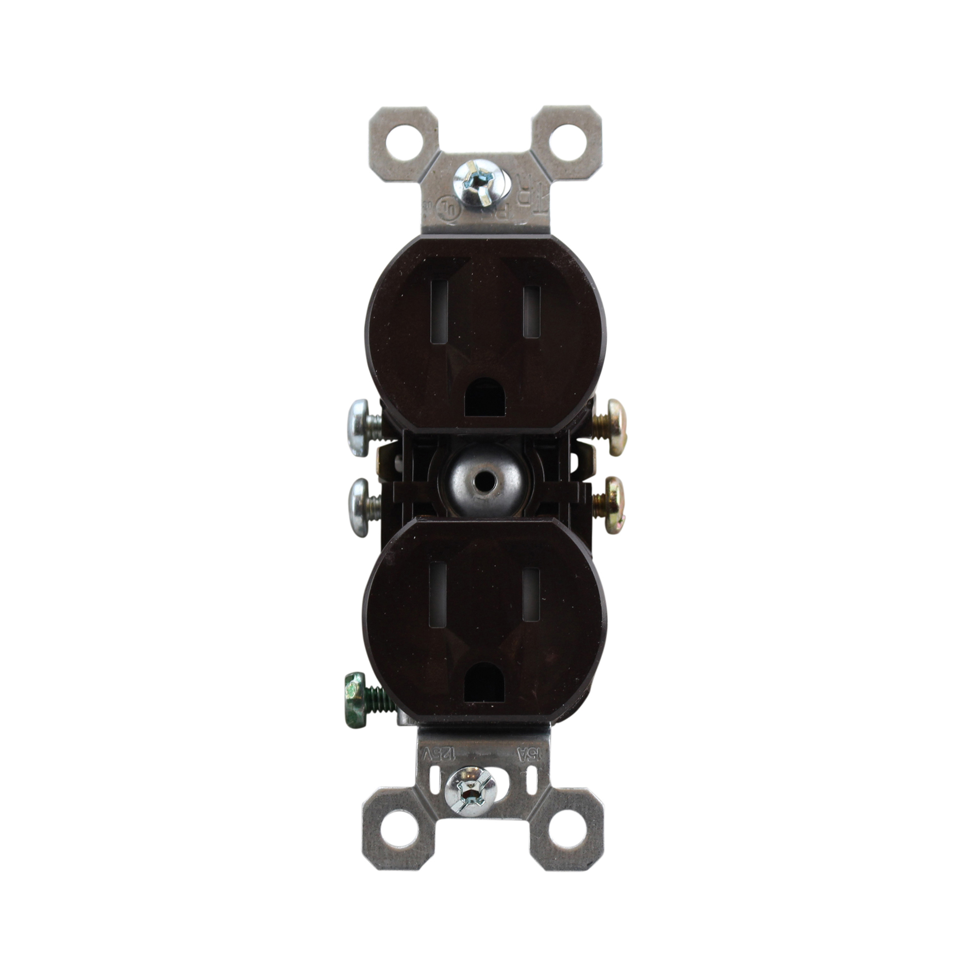 Pass  U0026 Seymour 3232tr Duplex Receptacle  Grounded  Tr  15a