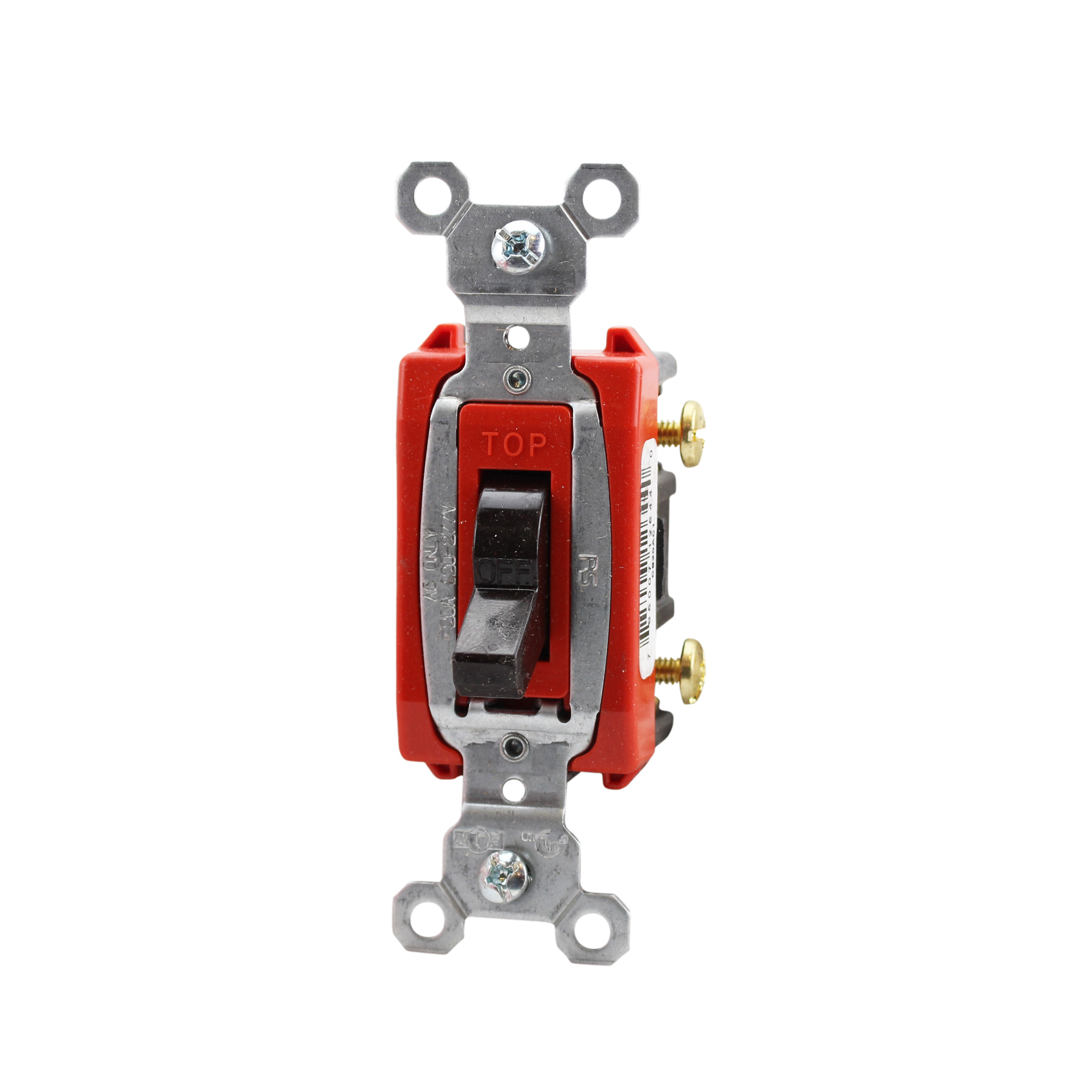 Pass  U0026 Seymour Cs15ac1 Commercial Toggle Switch  15a 120
