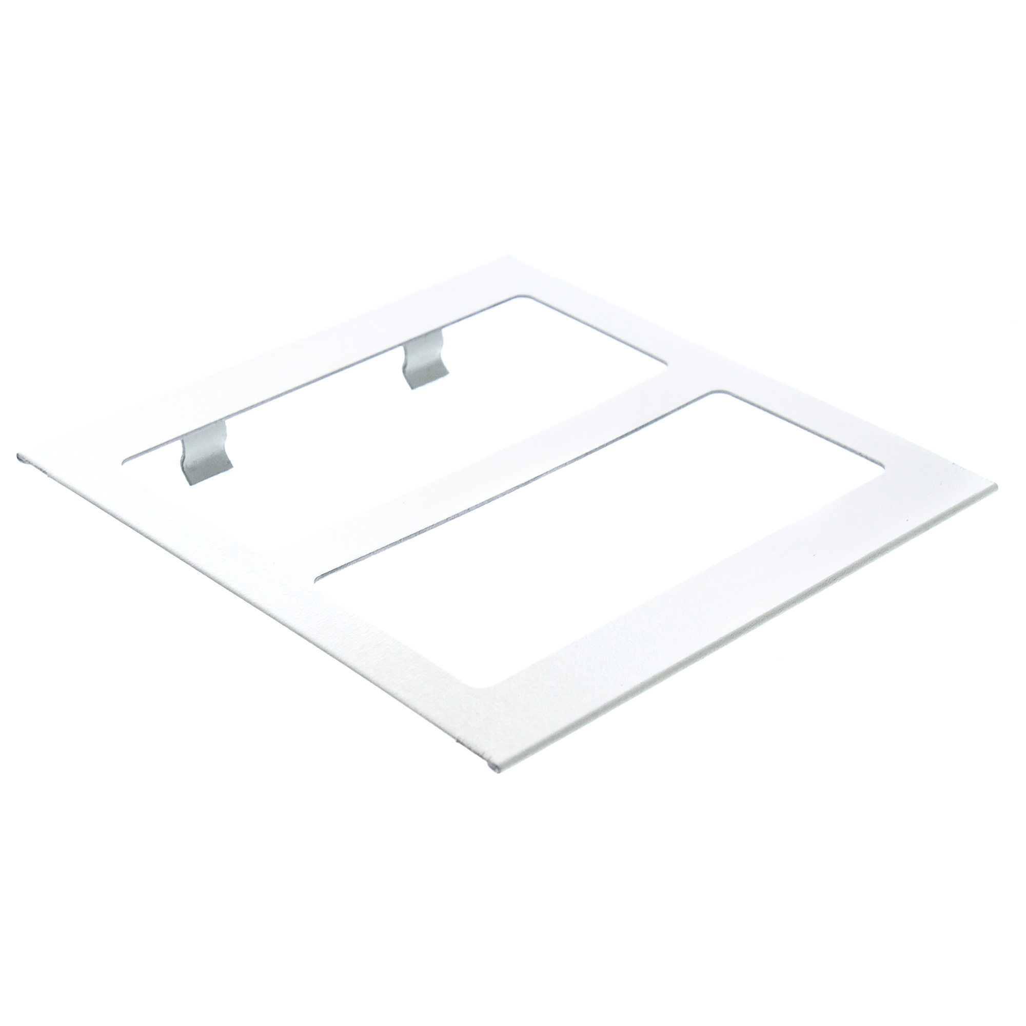 WIREMOLD LEGRAND V4007C-2 2-GANG DEVICE COVER PLATE 4000 SERIES ...